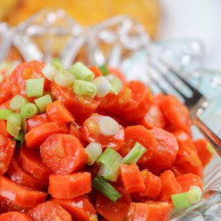 Orange Glazed Roasted Carrots Recipe
