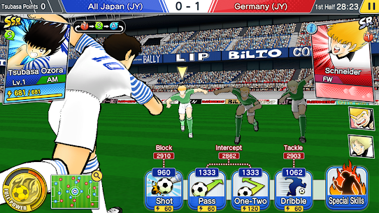 Captain Tsubasa: Dream Team Apk Download For Android and iPhone 2