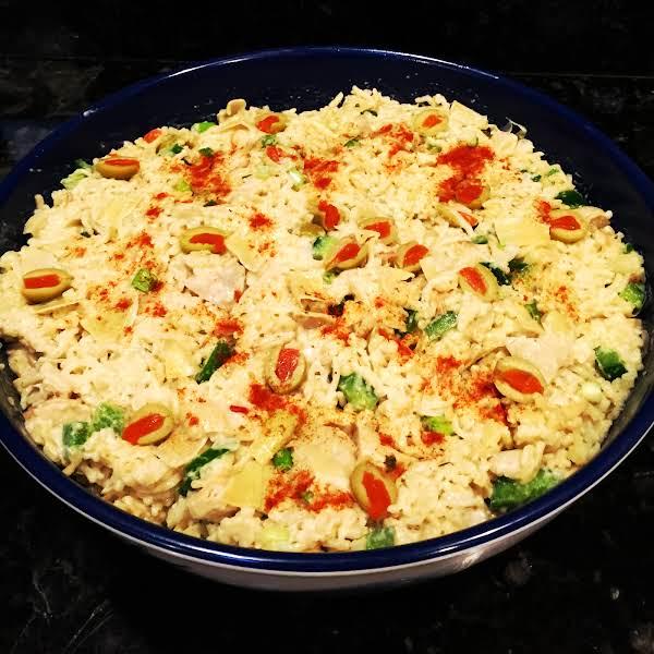 Artichoke And Rice Salad Recipe