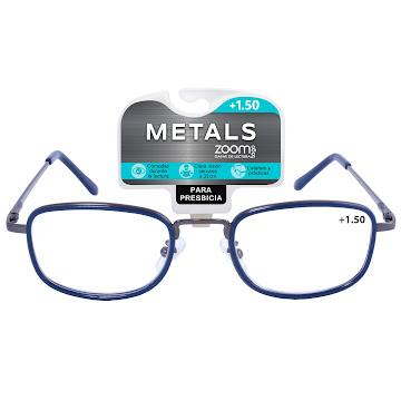 Gafas Zoom Togo Lectura   Metals 1 Aumento 1.50 X1Und