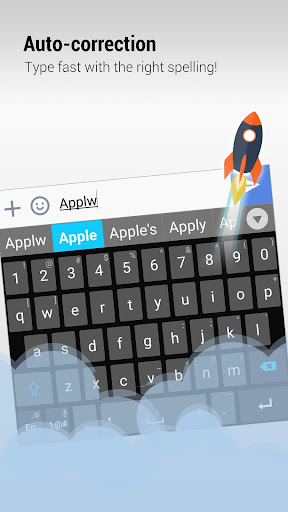 ZenUI Keyboard – Emoji, Theme screenshot 6