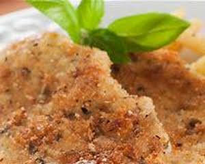 Baked Parmesan Chicken w Garlic and Paprika