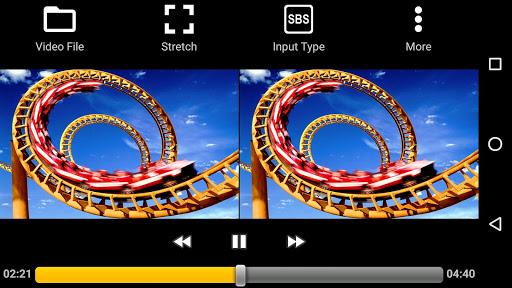 iPlay SBS 3D VR Video Player