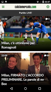 Calciomercato.com- screenshot thumbnail