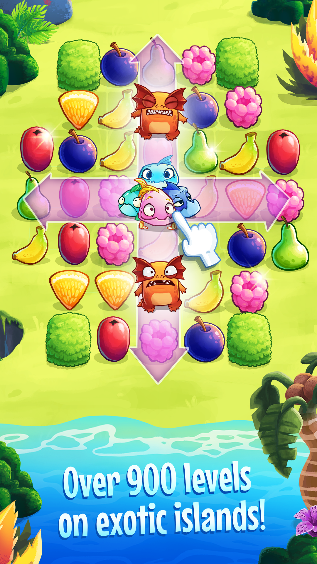 Fruit Nibblers screenshot #3