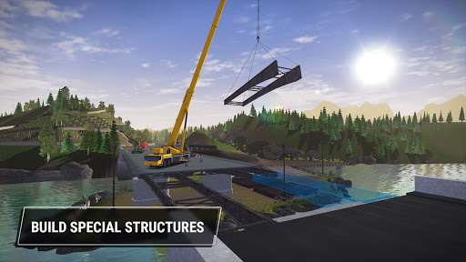 Construction Simulator 3 Lite screenshot 11