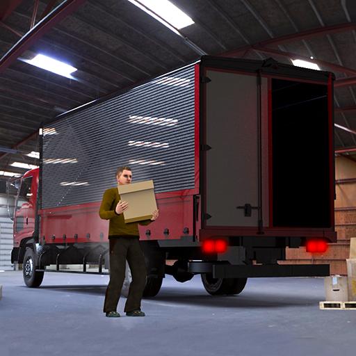 Cargo Truck Parking Sim 2017 (game)
