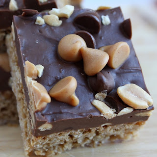 Candy Bar- Cookie Bars Recipe