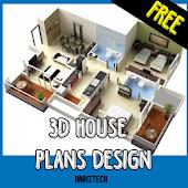 3D House Plans Design