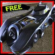 Batmobile Flight Drift:Castle