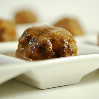 Venison Swedish Meatballs.
