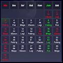 Kalender Hijriyah Jawa Pro icon