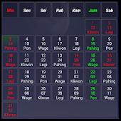 Kalender Hijriyah Jawa Pro
