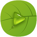 Leaf Video - Free Music Video & Video Player icon