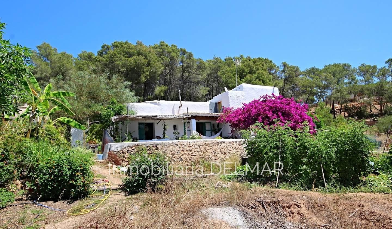 Maison avec terrasse Sant Llorenç de Balàfia