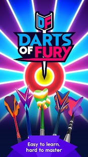Darts of Fury