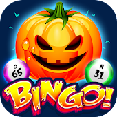 Bingo Halloween Party Game