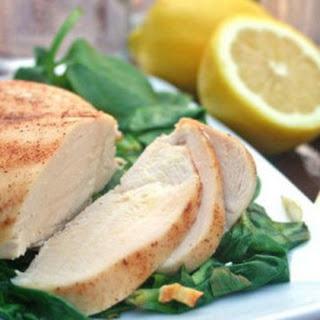 Lemon Garlic Spinach Chicken Recipes