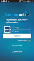Screenshot of Corretor Online