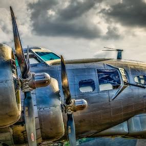 Classic1 by Chris Thomas - Transportation Airplanes ( airplane, sun-n-fun, classic, lakeland, airshow )