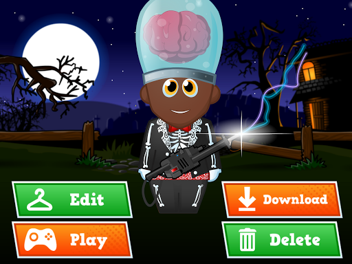 WeeMee Halloween Maker 1.0 screenshots 7