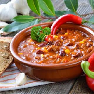 Chili With V8 Juice Recipes.