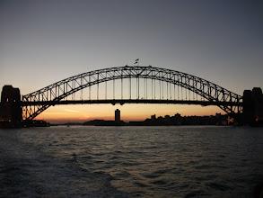Photo: Obligatory Sydney Harbour bridge shot (from the ferry)