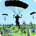 Survival Fire Battlegrounds: Free FPS Gun Shooting icon