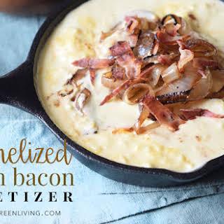 Caramelized Onion Bacon Dip.