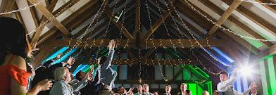 Wedding photographer Aaron Storry (aaron). Photo of 19.04.2019