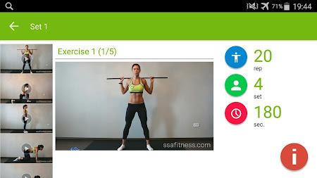 Butt, Legs & Thighs Workout 1.5 screenshot 1491762