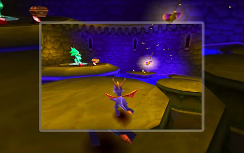 ? Spyro Dragon 2017 Adventure - náhled