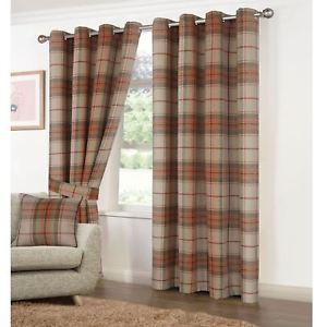 Image result for flannel curtains