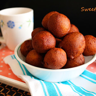 Sweet Bonda Recipe