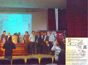 """Photo: CONFERENCIAS """"PERU UN LUGAR SEGURO PARA INVERTIR EN CIENCIA Y TECNOLOGIA"""", un evento en el que nuestros miembros REIP colaboraron con sus ponencias sobre PARQUES CIENTIFICOS TECNOLÓGICOS. DIA: Domingo 30 Septiembre 2012. LUGAR: Madrid. PONENTE: Ing. Igor Aguilar Alonso. http://parcientec.blogspot.com.es/"""