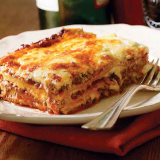 Beef & Pork Ragù Lasagne