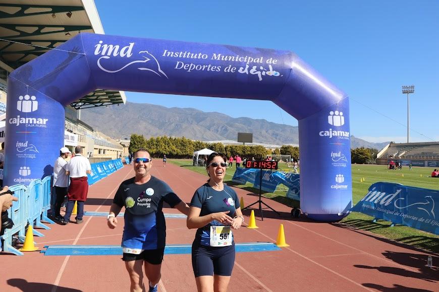 Es la decimotercera edición de la Media Maratón.