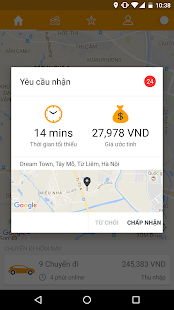 TaxiNow Driver - náhled