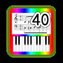 Czerny 40 icon