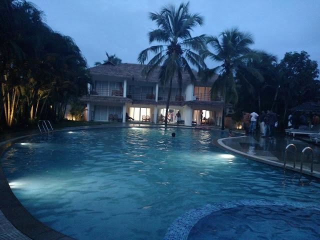 Malabar Ocean-Front Beach Resort, Kasargod, Kerala