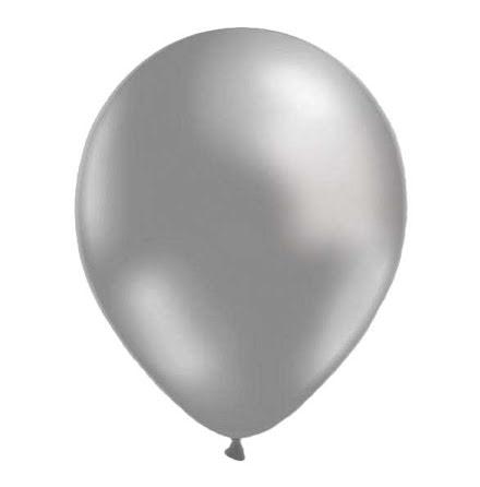 Ballonger - Silver metallic