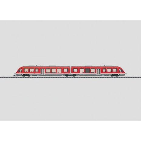 41730 Commuter Powered Rail Car