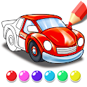 Cars Coloring Book – Transport Coloring icon
