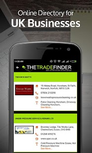 THETRADEFINDER- screenshot thumbnail