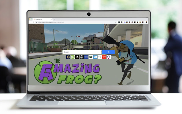 Amazing Frog? Search