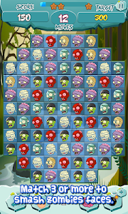 Zombie Match Smash v1.0.1