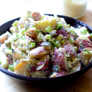 Rosanne Cash's All-American Potato Salad.