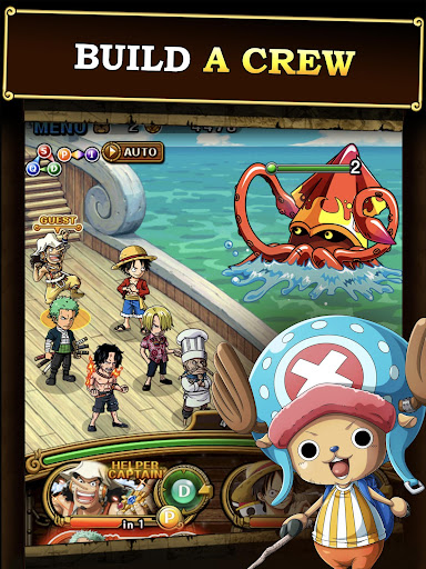 ONE PIECE TREASURE CRUISE 9.5.0 screenshots 3