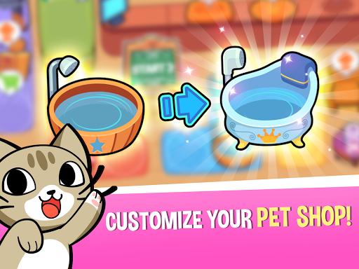 My Virtual Pet Shop - Cute Animal Care Game 1.10 screenshots 7