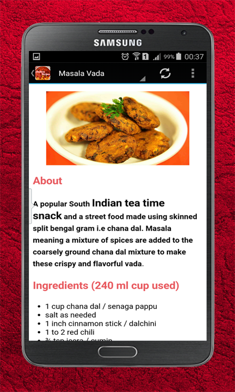 Andhra telugu recipes android apps on google play andhra telugu recipes screenshot forumfinder Choice Image